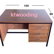 โต๊ะครู3ลิ้นชัก