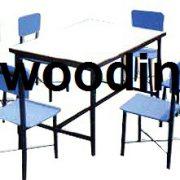 ชุดโต๊ะนักเรียนอนุบาล 6 ที่นั่ง-25