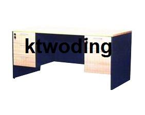โต๊ะทำงานเมลามีน ktt 113m-0